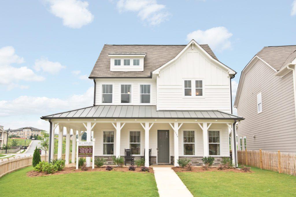 West Highlands - Midtown Atlanta New Homes - Brock Built