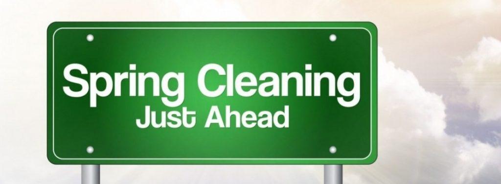 atlanta spring cleaning
