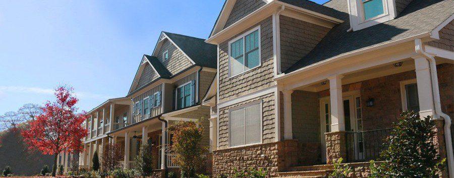 new homes near Marietta Square