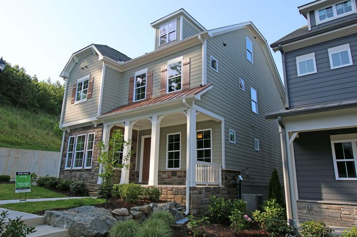 the gardens at laura creek in marietta ga are inspiring new homes