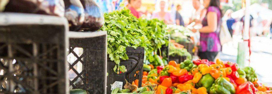 popular farmers markets and new homes in Atlanta GA