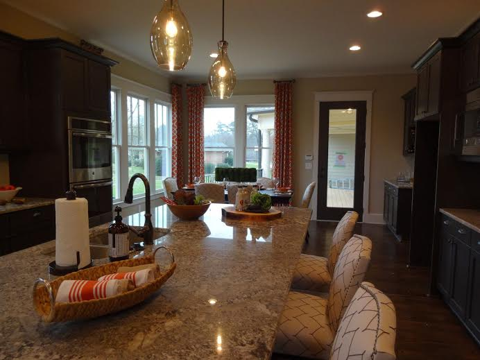 New Decorated Model Home In Norcross Sneak Peek