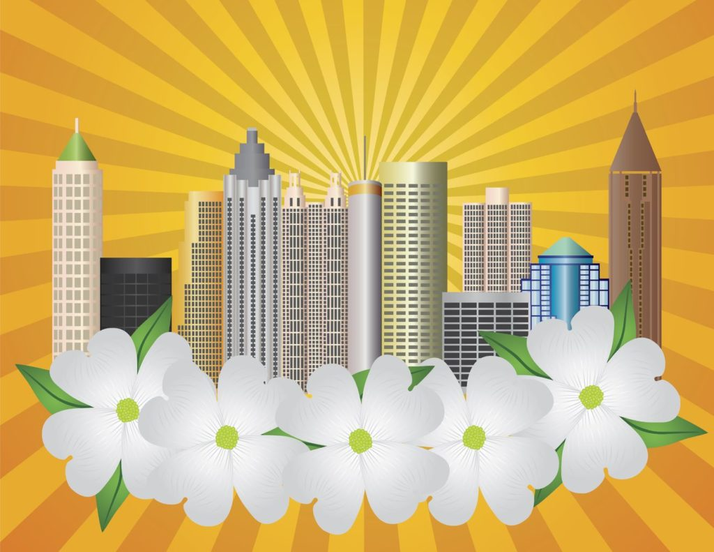 atlanta spring fun begins events near our new homes