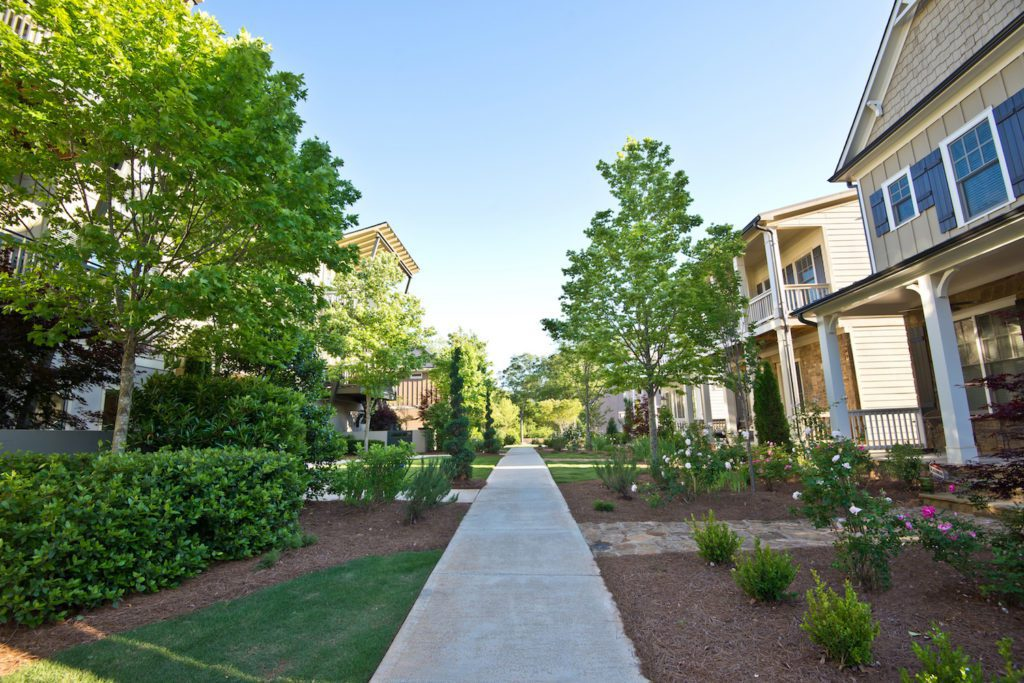 Honor Earth Day every day in new Atlanta homes by Brock Built