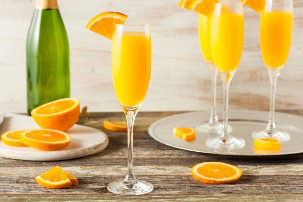 Happy Mother's Day - Take Mom for Mimosas