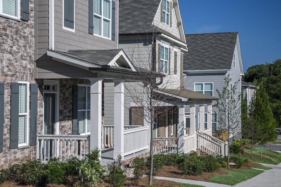 West Midtown and Westside Atlanta communities by Brock Built Homes