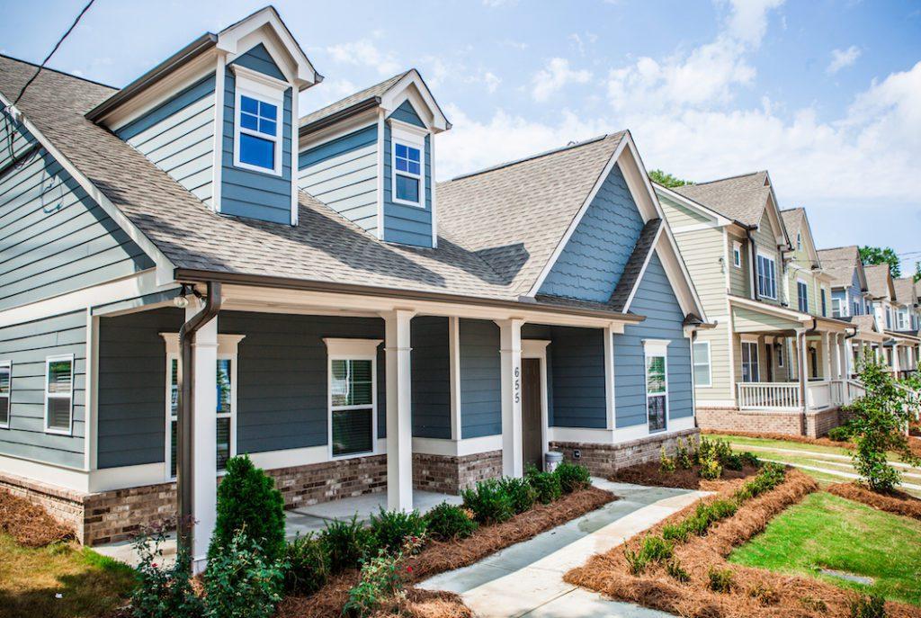 Mechanicsville Redevelopment Homes