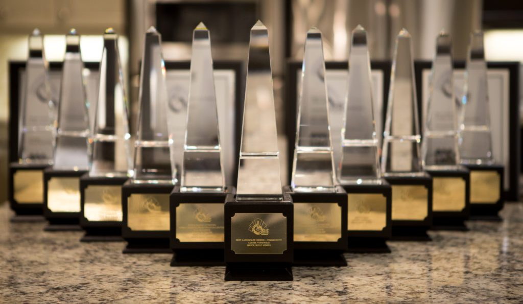 Brock Built excellence recognized with 15 OBIE awards