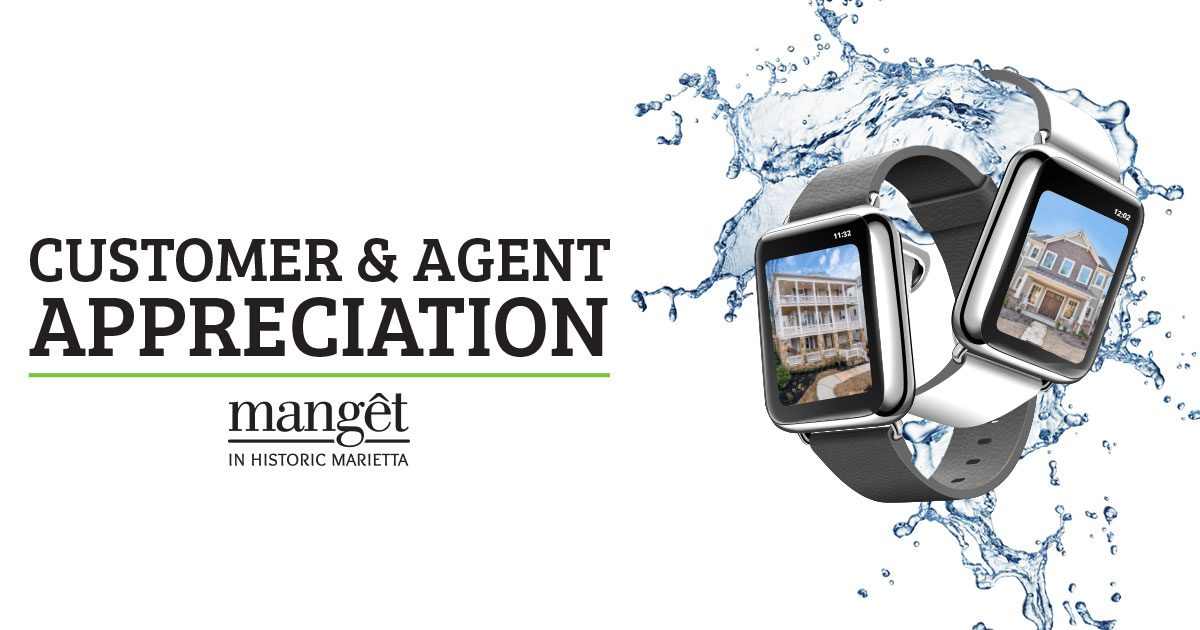 Manget customer appreciation event