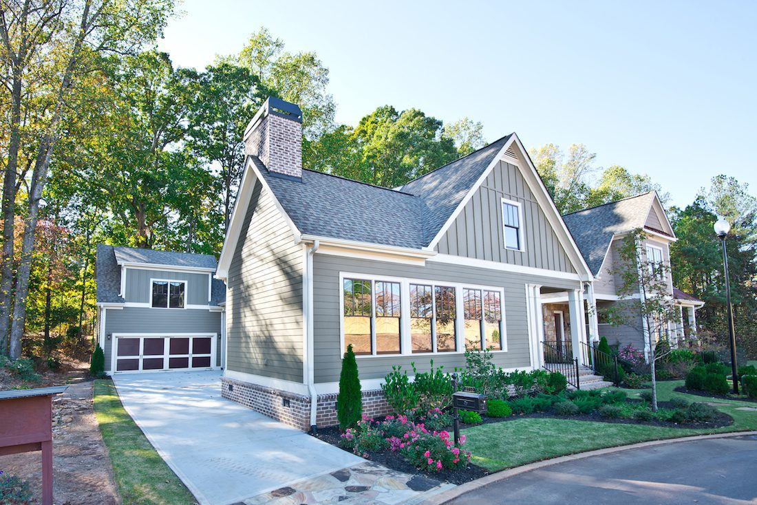 Beautiful homes available at Adams Vineyard by Brock Built - 2018 Builder of Integrity award winners