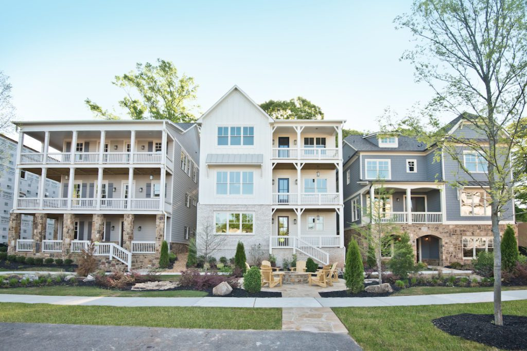 New homes at Manget in Marietta have features you'll love by Brock Built home