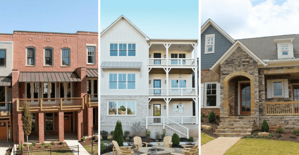 4 Must-See Quick Move-In Atlanta Homes