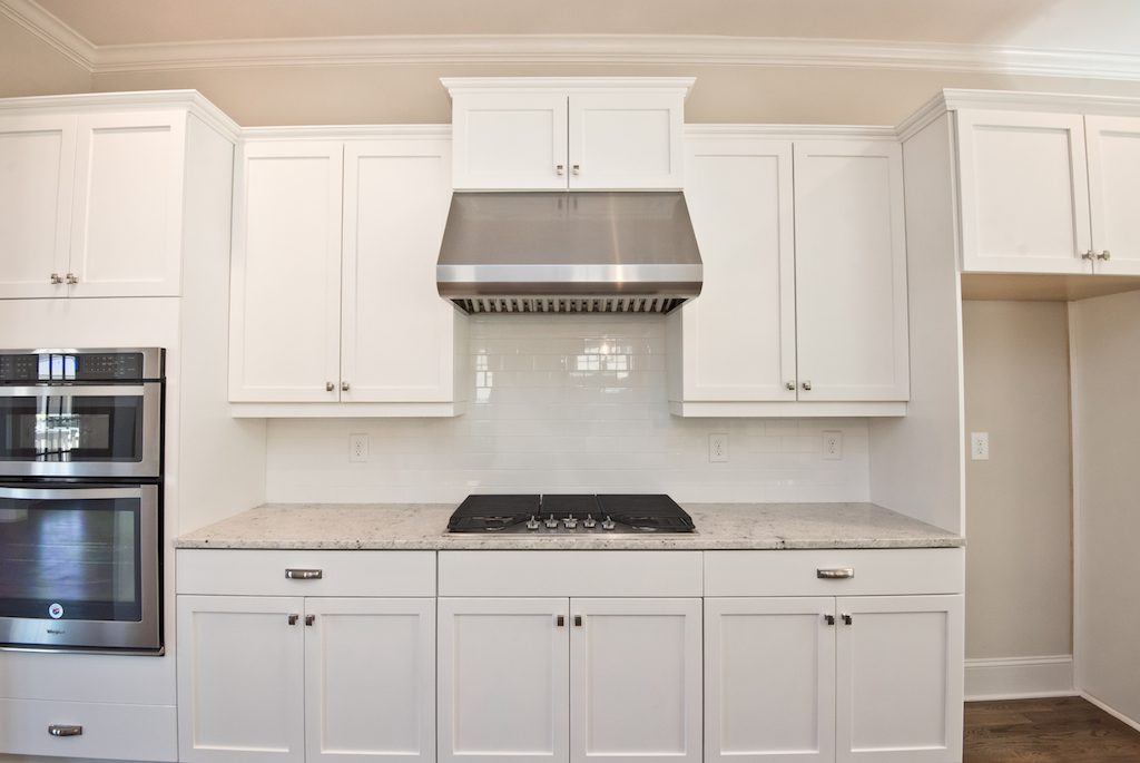 The chef-inspired kitchens at Manget are perfect for holiday baking