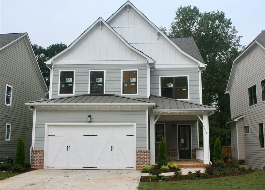 Come tour this Olivia II B floor plan in Main Street Estates