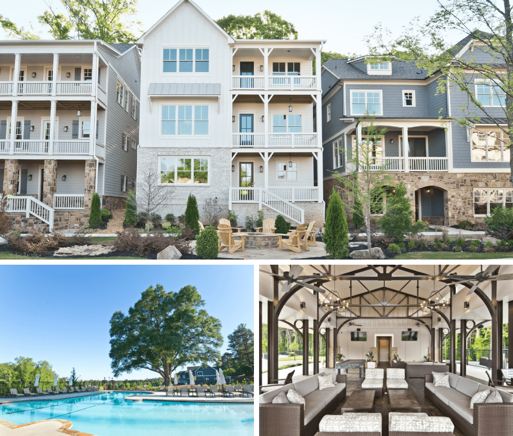 Our community amenities are designed to bring friends, family, and neighbors together where they live.