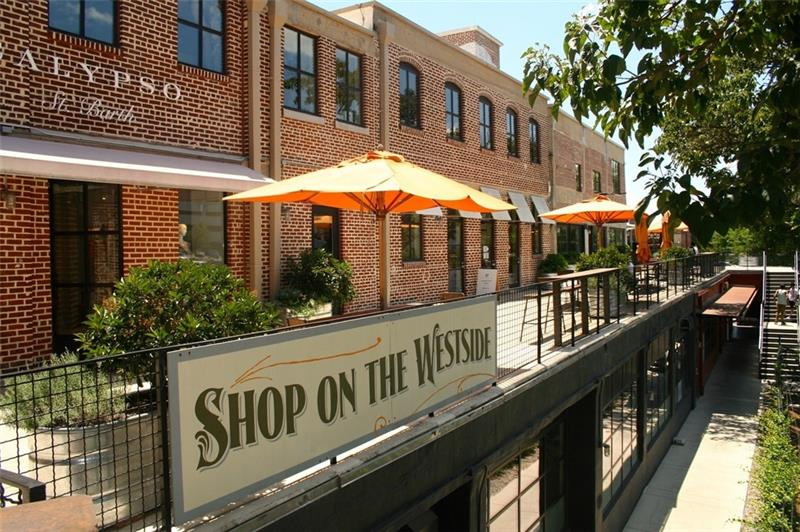 Close to the new homes in West Town is the boutique shopping and artisanal dining experience of Westside Provisions District