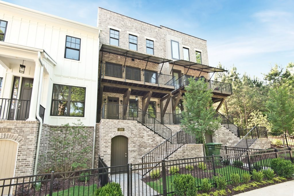 Find your new West Midtown Atlanta home at West Town