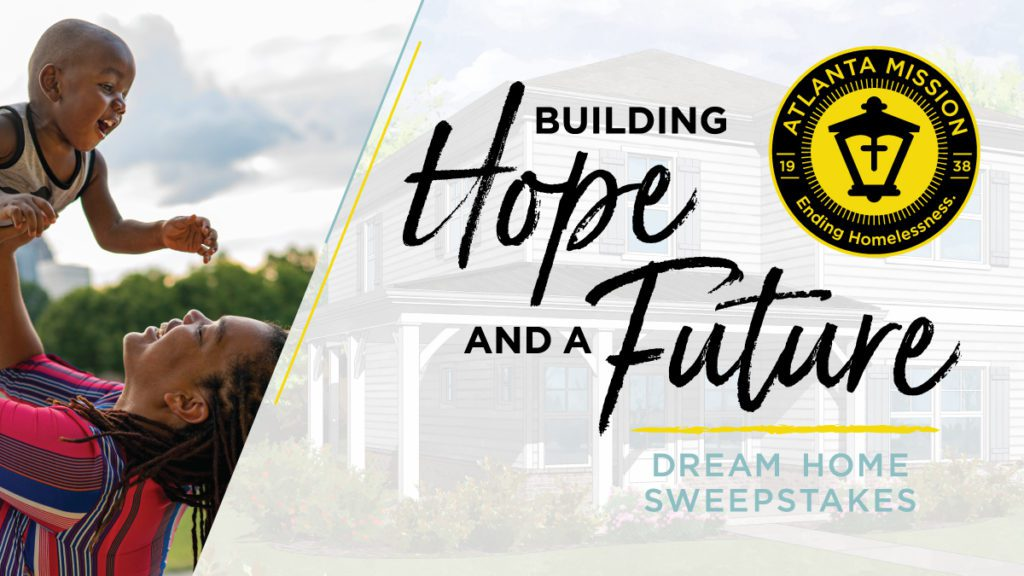 Building Hope and a Future Sweepstakes